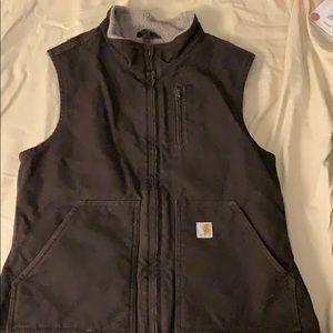 Women's Carhartt Sherpa Lined Vest